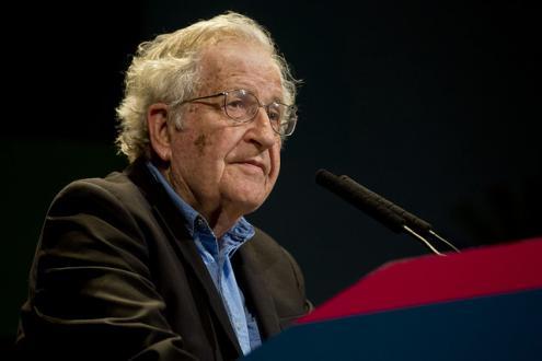 Noam Chomsky sobre a última fase da guerra ao terror