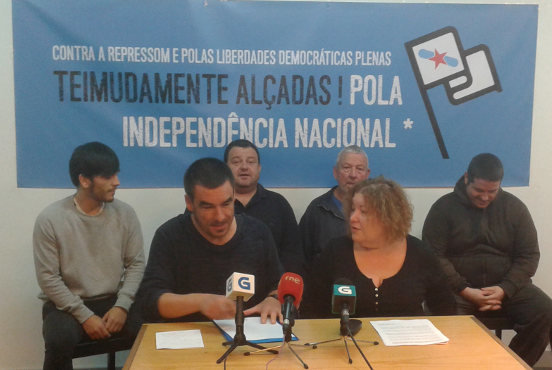 """""""Non esperabamos ser detidas por canto as nosas actividades, a nosa militancia, eran públicas e legais"""""""