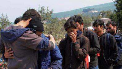 """""""A policía ameazounos: se non saían os migrantes do noso campo, entraría a sacalos"""""""