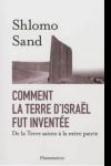 Como foi inventada a terra de Israel