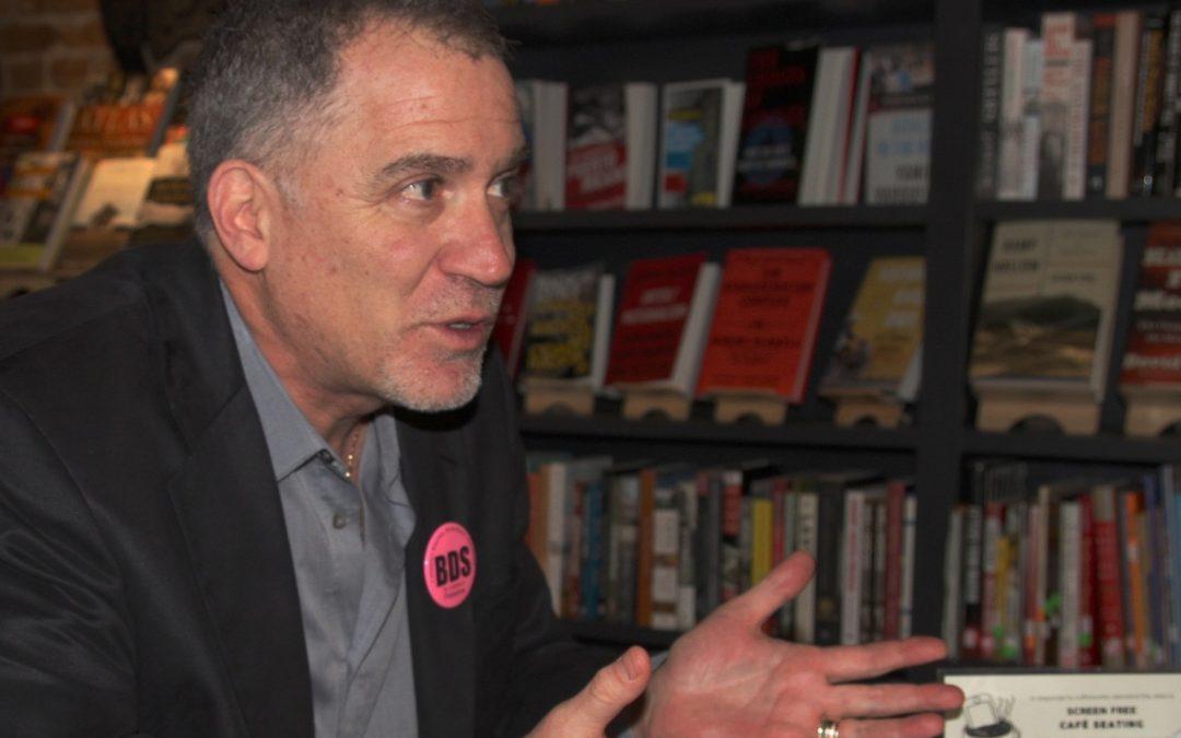 """Miko Peled: """"Israel ten que ser tratado como un Estado paria"""""""
