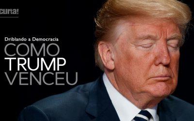 Thomas Huchon Driblando a democracia: Como Trump venceu
