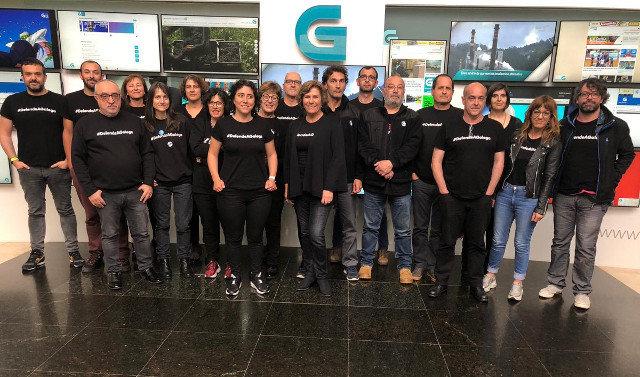 """Defende a Galega:  """"Na TVG é máis doado atopar unha verza xigante que mobilizacións da sanidade pública"""""""
