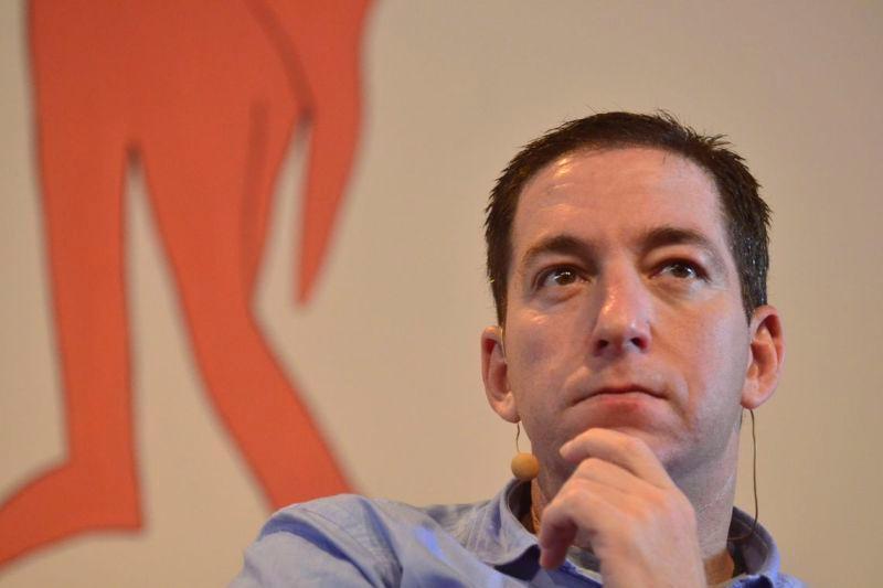 "Glenn Greenwald: ""A Globo e a força-tarefa da Lava Jato são parceiras"""