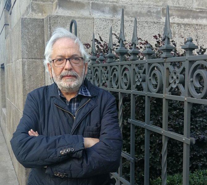 """Jorge del Cura:  """"Case todos os movementos sociais caeron na armadilla de pedir máis penas de cárcere"""""""