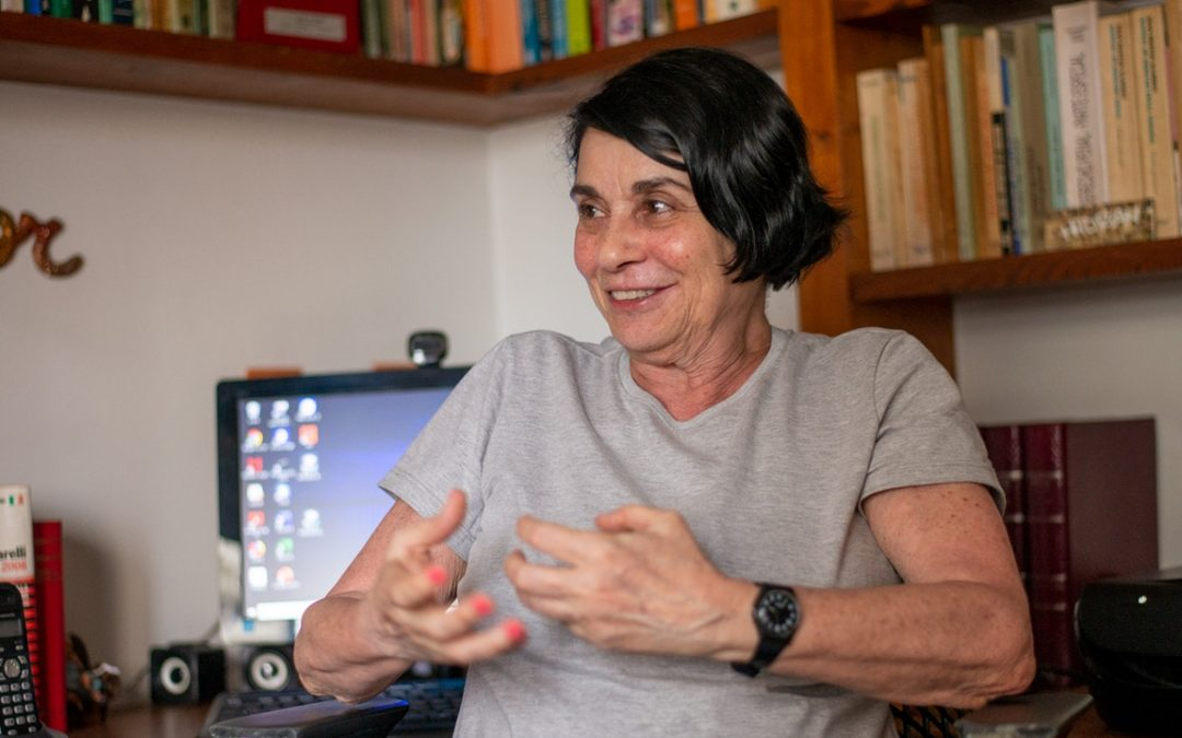 """Juíza Maria Lucia Karam: """"Eu não vejo muita diferença entre esquerda e direita em matéria de punitivismo. Cada um tem lá seus inimigos e quer puni-los."""""""