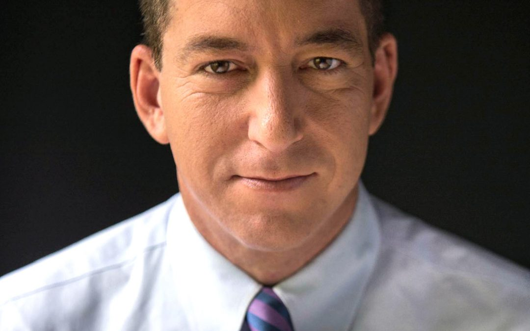 """Glenn Greenwald: """"Muitos acreditam que a liberdade de imprensa deveria ser crime"""""""