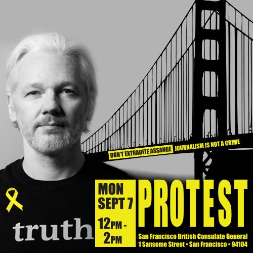 "Juan Passarelli: ""Quem se importa com a democracia deveria apoiar Assange"""