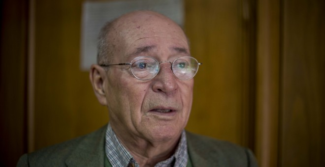 Ramiro García de Dios: «A 'Lei Mordaza' non é unha lei ideolóxica do PP senón unha lei ideolóxica do subsistema policial»