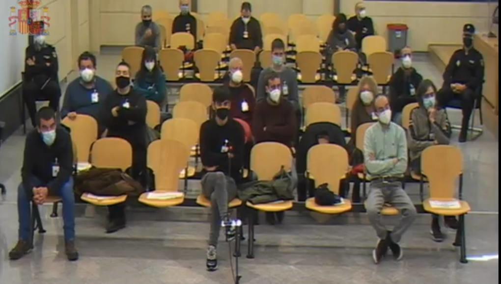 Xuízo a 12 militantes de Causa Galiza e Ceivar – Satisfacción dos avogados Guillermo Presa e Manuel Chao
