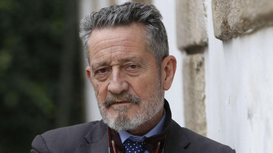 """Antón Beiras:  """"Deron a Juan Carlos I o privilexio de regularizar e ter unha escusa absolutoria no ámbito penal"""""""